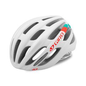 Giro Saga casco per bici Donna bianco